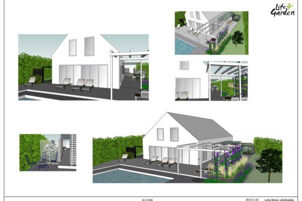 3Dvy_trädgårdsdesign
